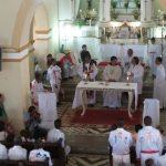 Com procissão e marujada, Curaçá sai às ruas para festejar os Padroeiros Bom Jesus e São Benedito
