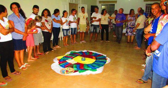 Escola Missionária Realiza Mês Intensivo de Formação para Leigos em Carnaíba