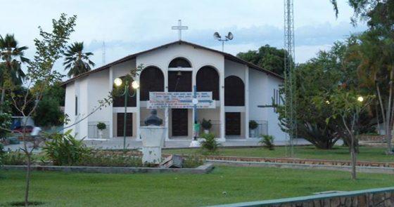 Paróquia Santo Antonio (Pilão Arcado)