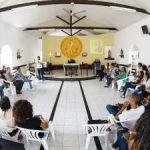 """""""O desafio de comunicar"""": Pastoral da Comunicação realiza encontro formativo com representantes de das paróquias da diocese"""