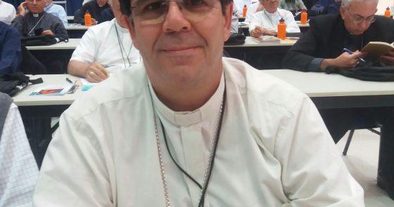 Dom Beto Breis participa da Assembleia da CNBB