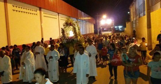 Paróquia N. Sra. de Fátima em Juazeiro celebra sua Padroeira, refletindo sobre tema do Ano do Laicato
