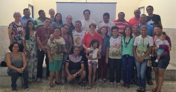 Coordenadores de Pastorais e Movimentos se reúnem para a construção do Plano Pastoral diocesano