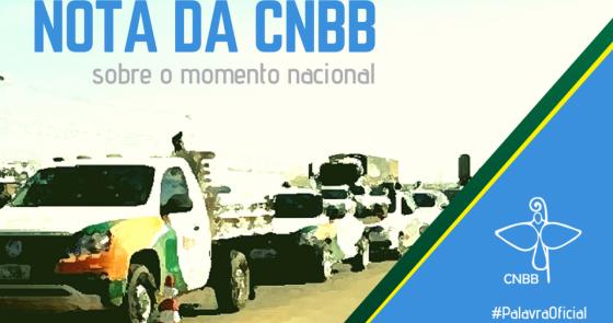 CNBB divulga nota sobre a greve dos caminhoneiros