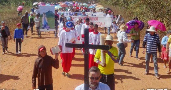 Paróquia de Campo Alegre prepara 8ª Romaria em Defesa da Vida