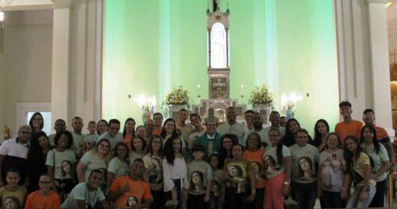 Comunidade Mãe Imaculada comemora 13 anos de fundação