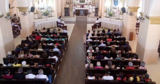 Paróquia de Uauá celebra a festa do Padroeiro São João Batista