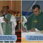 Paróquias de Casa Nova e Remanso recebem seus novos párocos
