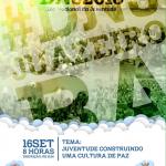 Dia Nacional da Juventude acontece neste domingo (16) em Juazeiro com 'Balada Santa'