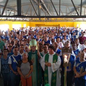 Movimento dos Homens do Terço realizam 4ª Romaria Diocesana