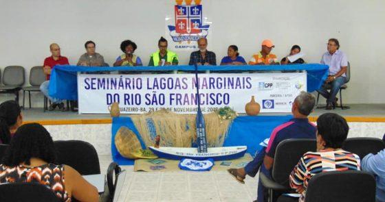 Conselho Pastoral dos Pescadores realiza Seminário