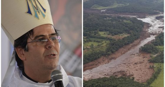 """Dom Beto Breis, de Minas Gerais, escreve Mensagem sobre os """"crimes"""" de Mariana e Brumadinho"""
