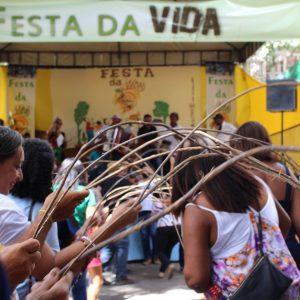 3ª edição da Festa da Vida reúne participantes de diversas cidades da região