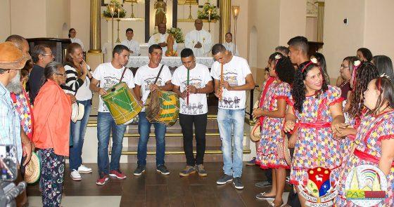 Paróquia de Uauá inicia novenário em honra a São João Batista com vasta programação religiosa e cultural