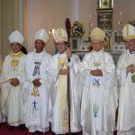 Celebração marca o Jubileu de Prata Sacerdotal do nosso Bispo diocesano Dom Beto Breis