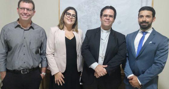 Diocese de Juazeiro inaugura novo escritório de Regularização Fundiária em Juazeiro