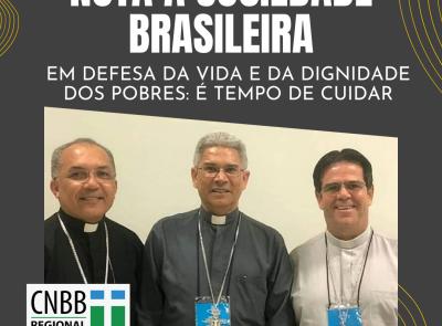Bispos da Bahia e Sergipe publicam nota e chamam a atenção das autoridades públicas