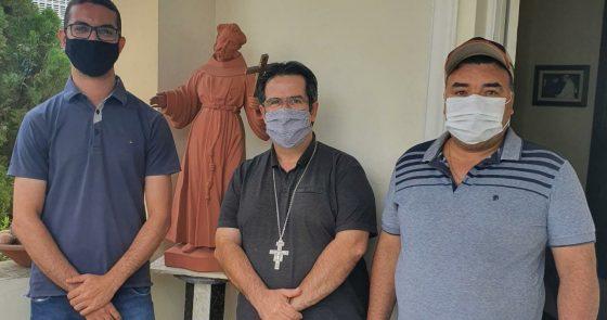 Seminarista Bruno Lima inicia etapa de Síntese Vocacional (Estágio Pastoral) na Paróquia N. Sra. do Rosário em Remanso