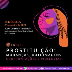 Pastoral da Mulher realiza curso de sensibilização a respeito da Prostituição